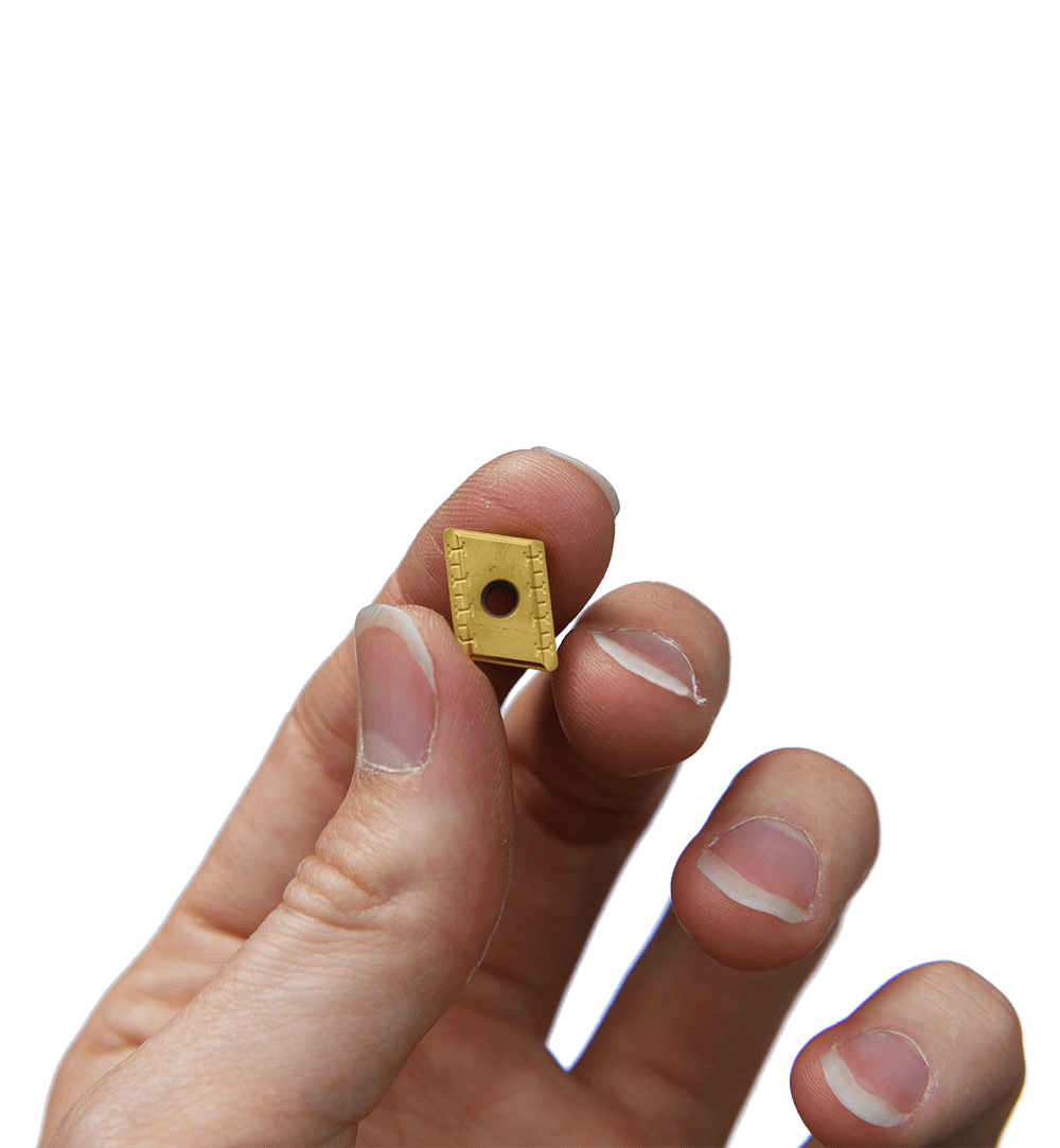 Deep Hole Drilling Inserts
