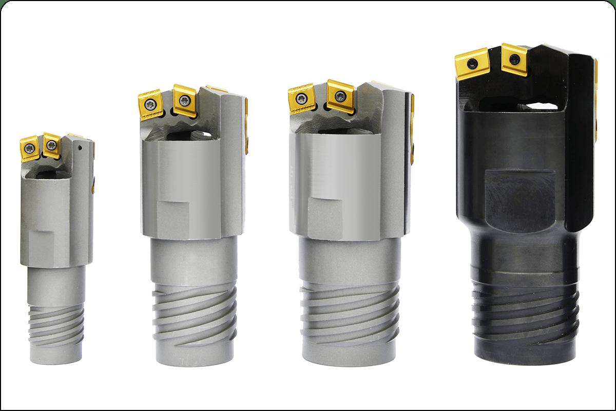 CoroDrill 800 drilling